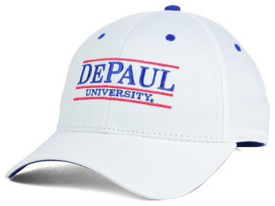 DePaul Blue Demons NCAA Classic Game 3 Bar Cap