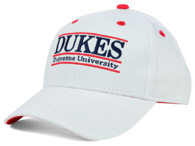 Duquesne Dukes NCAA Classic Game 3 Bar Cap