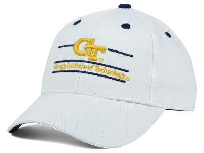 Georgia-Tech NCAA Classic Game 3 Bar Cap