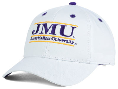 James Madison Dukes NCAA Classic Game 3 Bar Cap