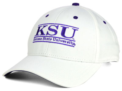 Kansas State Wildcats NCAA Classic Game 3 Bar Cap