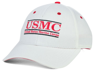 U.S. Marine Corps Bulldogs NCAA Classic Game 3 Bar Cap