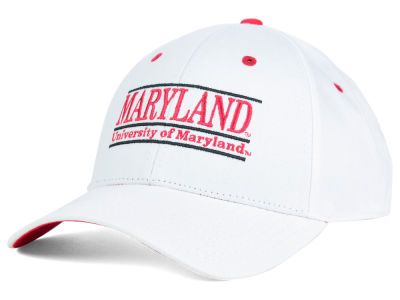 Maryland Terrapins NCAA Classic Game 3 Bar Cap