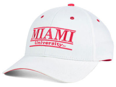 Miami (Ohio) Redhawks NCAA Classic Game 3 Bar Cap
