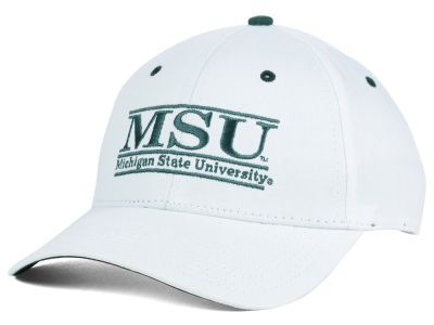 Michigan State Spartans NCAA Classic Game 3 Bar Cap