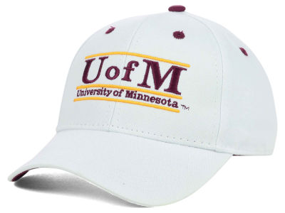 Minnesota Golden Gophers NCAA Classic Game 3 Bar Cap