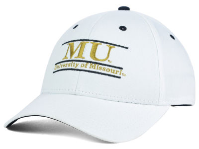 Missouri Tigers NCAA Classic Game 3 Bar Cap