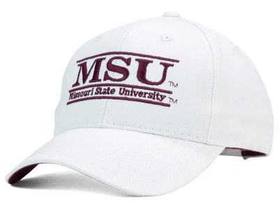 Missouri State Bears NCAA Classic Game 3 Bar Cap