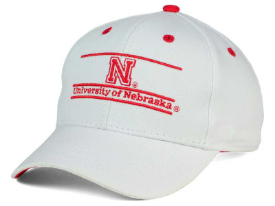 Nebraska Cornhuskers NCAA Classic Game 3 Bar Cap
