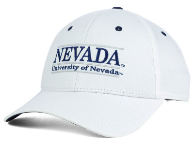 Nevada Wolf Pack NCAA Classic Game 3 Bar Cap