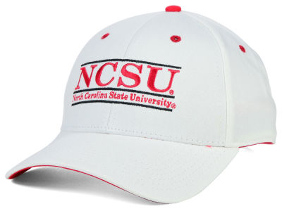 North Carolina State Wolfpack NCAA Classic Game 3 Bar Cap