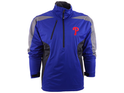 Philadelphia Phillies MLB Men's Discover Half Zip Jacket