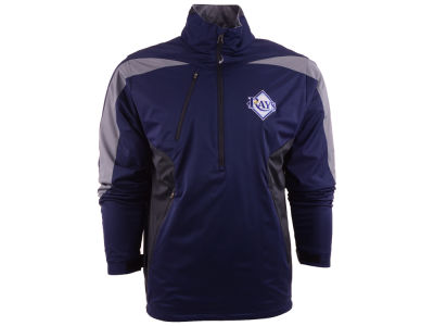 Tampa Bay Rays MLB Men's Discover Half Zip Jacket