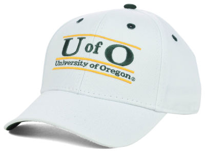 Oregon Ducks NCAA Classic Game 3 Bar Cap