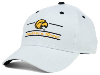Southern Mississippi Golden Eagles NCAA Classic Game 3 Bar Cap