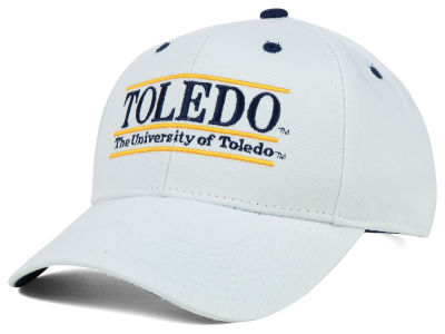 Toledo Rockets NCAA Classic Game 3 Bar Cap