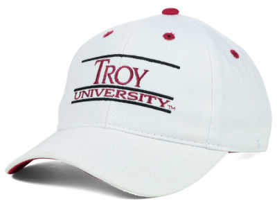 Troy University Trojans The Game NCAA Classic Game 3 Bar Cap