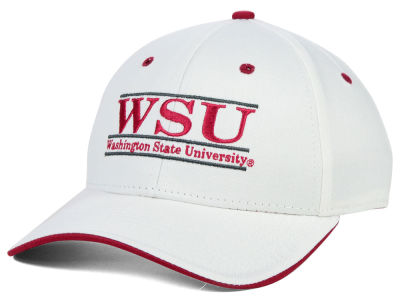 Washington State Cougars NCAA Classic Game 3 Bar Cap