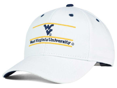 West Virginia Mountaineers NCAA Classic Game 3 Bar Cap