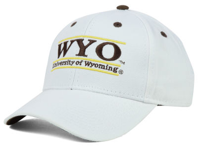 Wyoming Cowboys NCAA Classic Game 3 Bar Cap