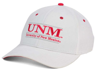 New Mexico Lobos NCAA Classic Game 3 Bar Cap