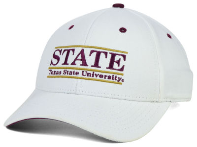 Texas State Bobcats NCAA Classic Game 3 Bar Cap