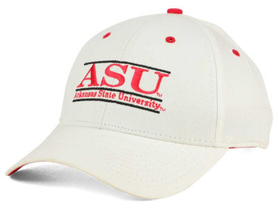 Arkansas State Red Wolves NCAA Classic Game 3 Bar Cap