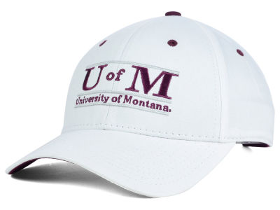 Montana Grizzlies NCAA Classic Game 3 Bar Cap