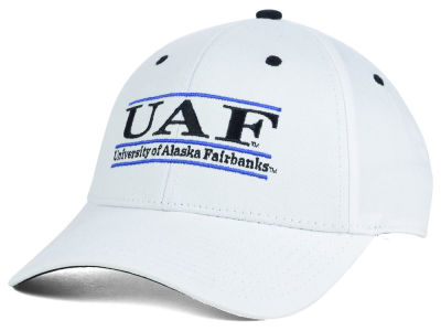 Alaska Fairbanks Nanooks NCAA Classic Game 3 Bar Cap