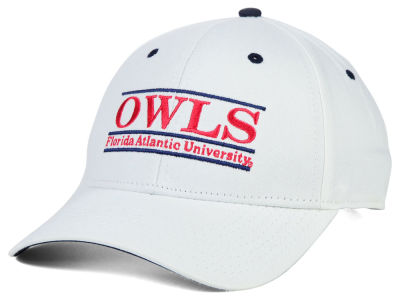 Florida Atlantic Owls NCAA Classic Game 3 Bar Cap