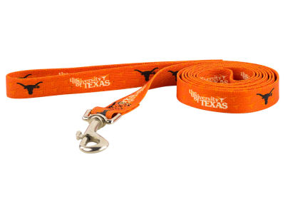 Texas Longhorns 6ft Dog Leash