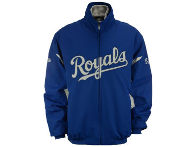 Kansas City Royals MLB Men's Double Climate On-Field Jacket