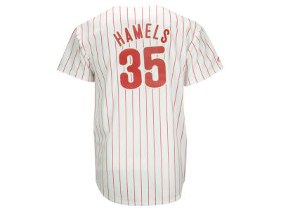 Philadelphia Phillies Cole Hamels  MLB Youth Player Replica Jersey