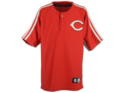 Cincinnati Reds adidas MLB Youth Blank Replica Jersey