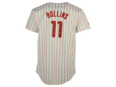 Philadelphia Phillies Jimmy Rollins MLB Youth JBS Jersey