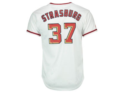 Washington Nationals Stephen Strasburg MLB Youth Player Replica Jersey
