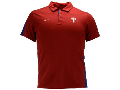 Philadelphia Phillies Nike MLB DR Polo