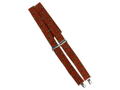 Louisville Cardinals NCAA Suspenders