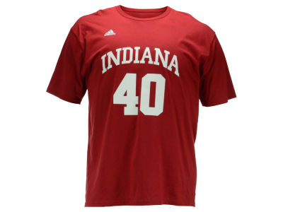 Indiana Hoosiers adidas NCAA Men's Player T-Shirt