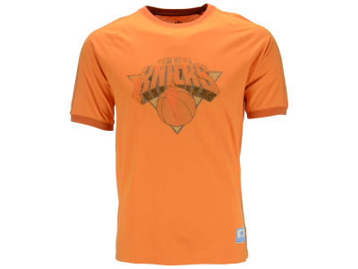 New York Knicks adidas NBA Men's Fade T-Shirt