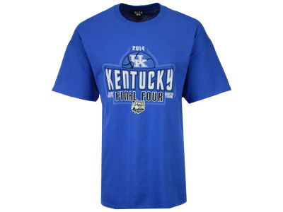 Kentucky Wildcats NCAA Final Four Years Long Sleeve T-Shirt