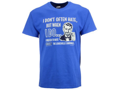 Kentucky Wildcats NCAA Men's I Don't Often Hate T-Shirt