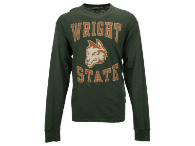 Wright State Raiders NCAA Men's Long Sleeve WSU T-Shirt
