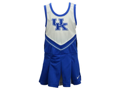 Kentucky Wildcats NCAA Toddler Cheerleader Outfit