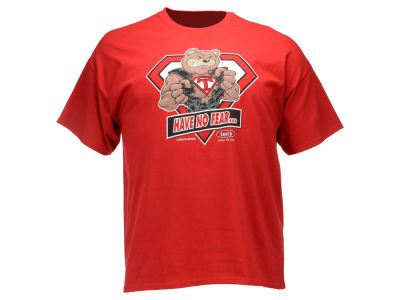 Louisville Cardinals adidas NCAA Men's Super Teddy T-Shirt