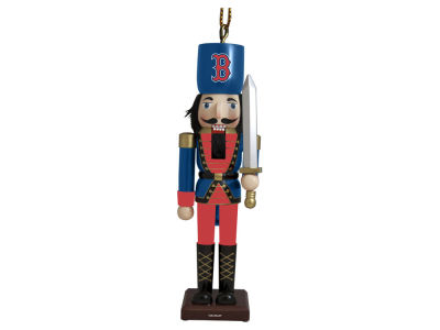 Boston Red Sox Nutcracker Ornament