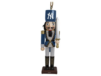 New York Yankees Nutcracker Ornament