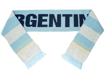 Argentina World Cup Scarf 2014