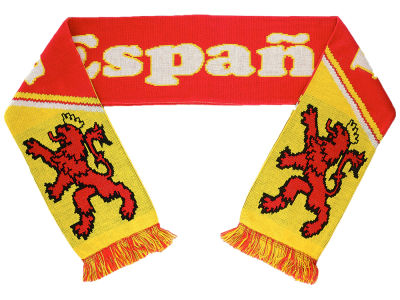 Spain World Cup Scarf 2014