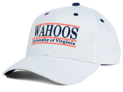 Virginia Cavaliers NCAA Classic Game 3 Bar Cap